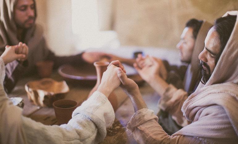 Thinking of Prayer as Jesus Taught