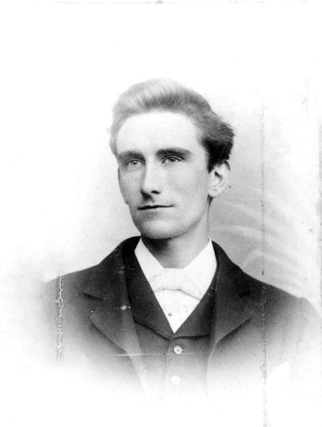 Oswald Chambers' Portrait